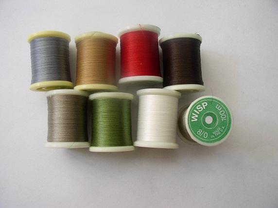 Gordon Griffiths Wisp 8//0 Fly Tying Thread